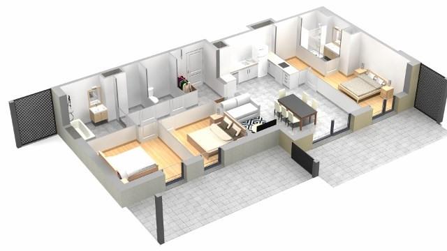 Sale apartment Villaz 399000€ - Picture 7