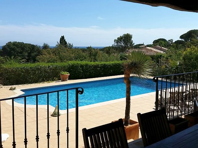 Deluxe sale house / villa Sainte-maxime 1 630 000€ - Picture 7