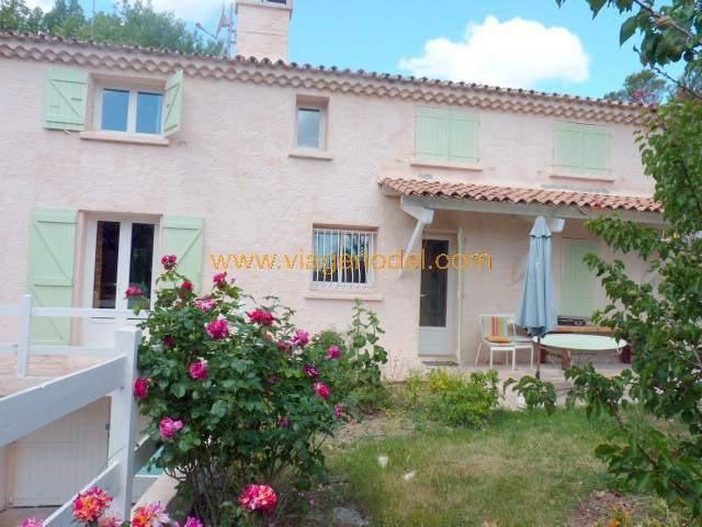 Life annuity house / villa Venelles 298500€ - Picture 1