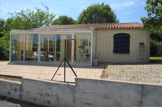 Vente maison / villa Trizay 263 750€ - Photo 2