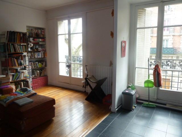Venta  apartamento Paris 19ème 585000€ - Fotografía 2