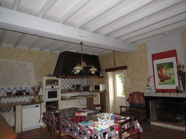 Sale house / villa Loulay 117 150€ - Picture 5