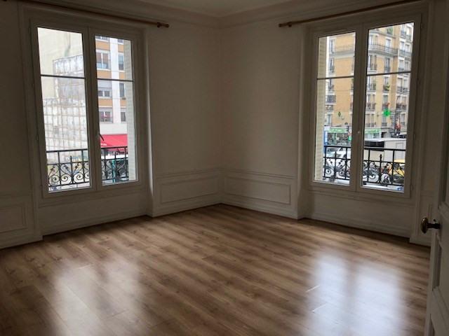Verhuren  appartement Paris 18ème 1700€ CC - Foto 2