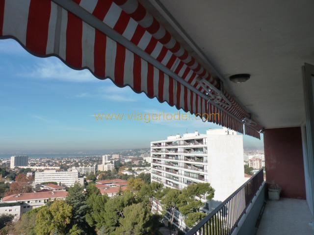 Life annuity apartment Marseille 9ème 63000€ - Picture 16