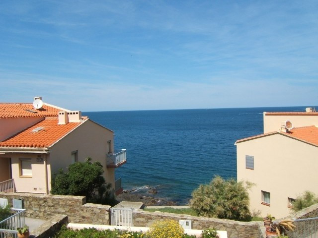 Vacation rental apartment Collioure 400€ - Picture 1
