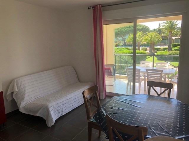 Location vacances appartement Les issambres 690€ - Photo 8