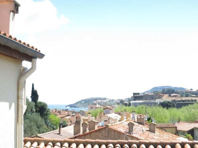 Vacation rental apartment Collioure 677€ - Picture 1