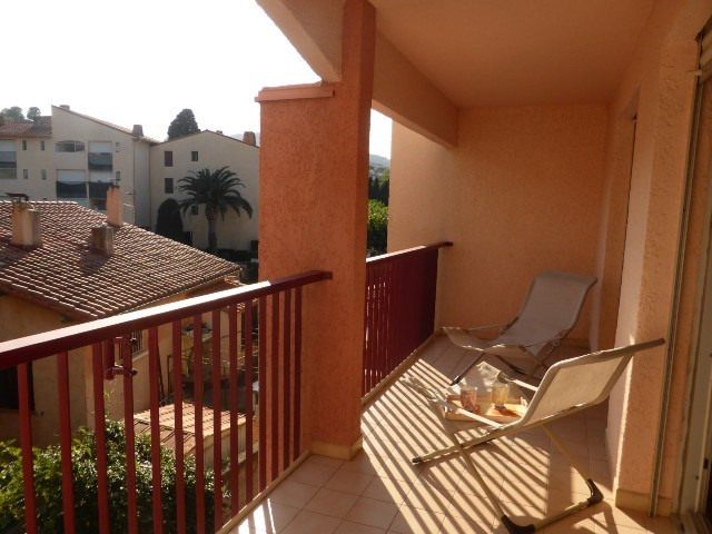 Location vacances appartement Collioure 273€ - Photo 1