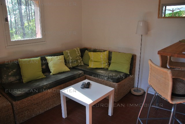 Location vacances maison / villa Lacanau-ocean 410€ - Photo 3