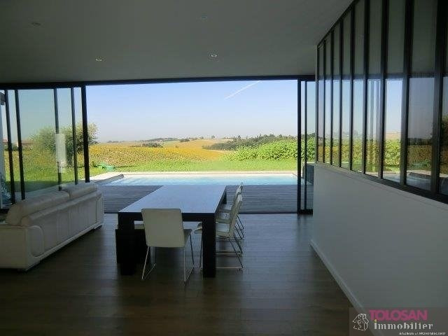 Deluxe sale house / villa Montgiscard secteur 558000€ - Picture 3