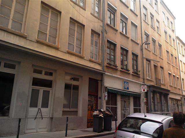 Location appartement Lyon 1er 530€ CC - Photo 1