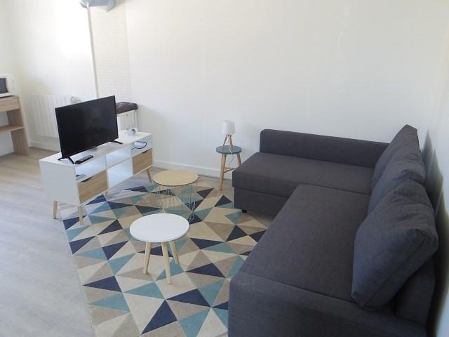 Rental apartment Saint maur 650€ CC - Picture 1