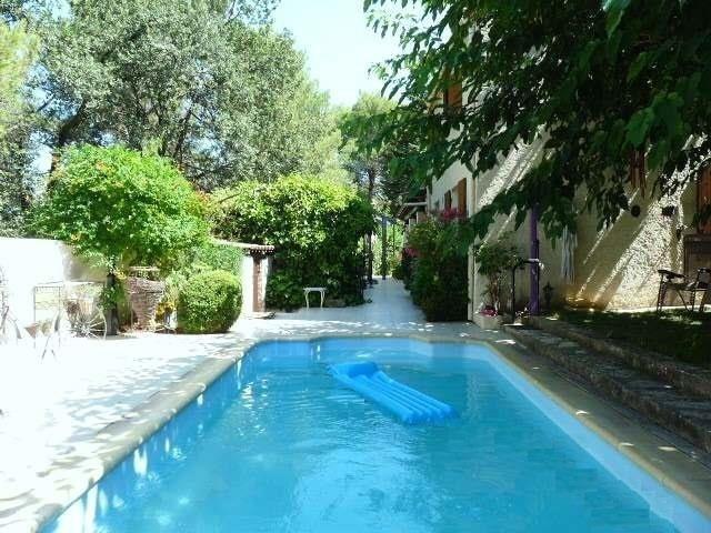 Produit d'investissement maison / villa Mimet 540000€ - Photo 2