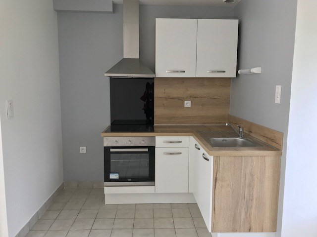 Rental apartment Saint-avé 530€ CC - Picture 5