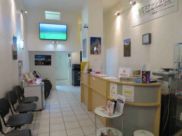 Commercial lease transfer shop Paris 2ème 110000€ - Picture 1