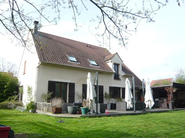 Vente maison / villa Soisy sur seine 504400€ - Photo 1