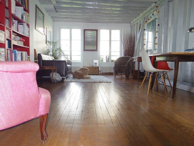 Sale apartment Vincennes 498000€ - Picture 2