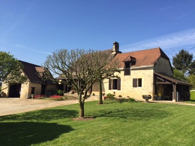 Sale house / villa La bachellerie 320000€ - Picture 3