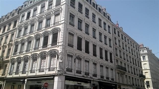 Location appartement Lyon 2ème 903€ CC - Photo 1