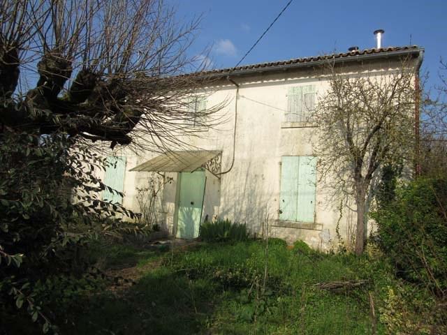 Vente maison / villa Poursay-garnaud 48750€ - Photo 1