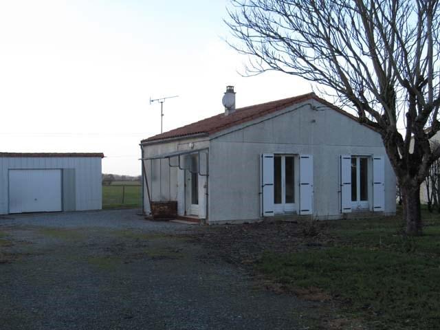 Vente maison / villa Villeneuve-la-comtesse 69800€ - Photo 1