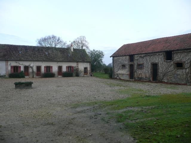 Longère (traditional long house) 5 rooms