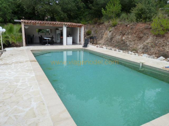 Vitalicio  casa Roquefort-les-pins 580000€ - Fotografía 3