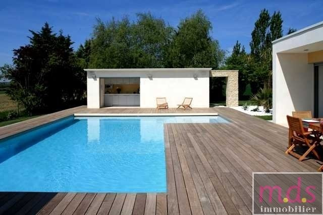 Deluxe sale house / villa Montastruc secteur 730 000€ - Picture 3