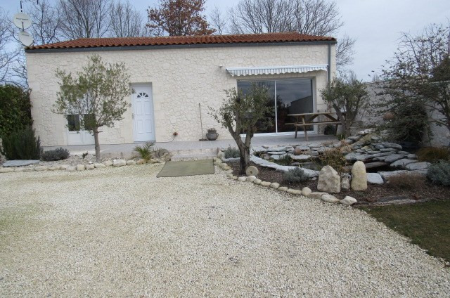 Vente maison / villa Lussant 164 300€ - Photo 1