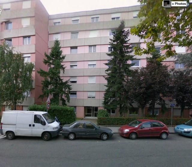 Rental apartment Villeurbanne 650€ CC - Picture 2