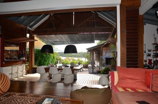 Deluxe sale house / villa Trois ilets 630000€ - Picture 7
