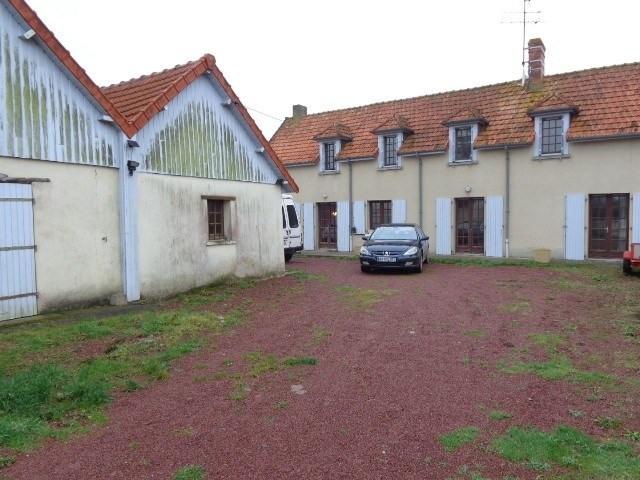Vente maison / villa Graignes mesnil angot 160750€ - Photo 1