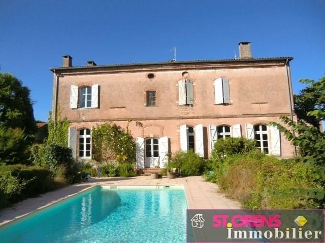 Vente de prestige maison / villa Toulouse sud 995000€ - Photo 1