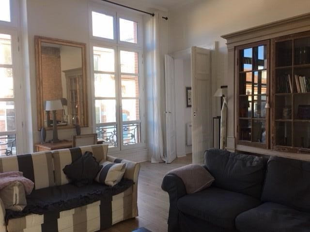Rental apartment Toulouse 1600€ CC - Picture 2