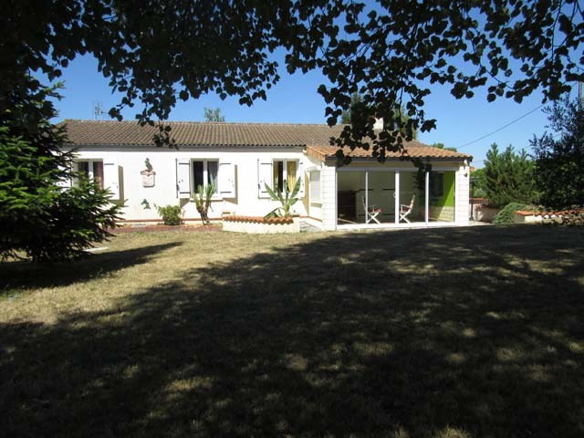 Sale house / villa Aulnay 138000€ - Picture 2