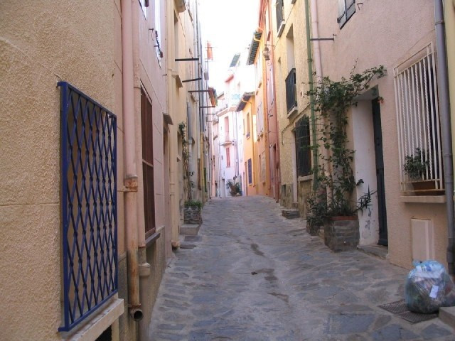 Location vacances maison / villa Collioure 400€ - Photo 1