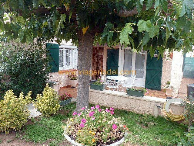 Life annuity house / villa Miramas 105000€ - Picture 1