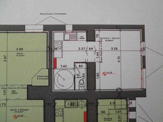 Alquiler  apartamento Rochetoirin 556€ CC - Fotografía 10