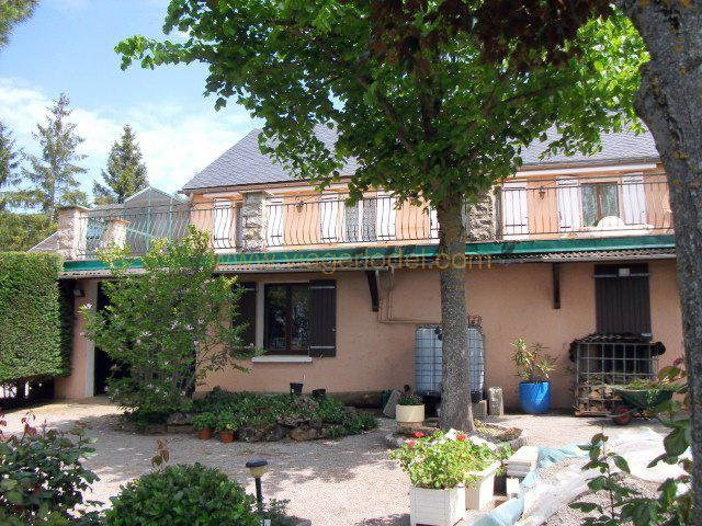 Life annuity house / villa Saint-beauzély 65 000€ - Picture 1