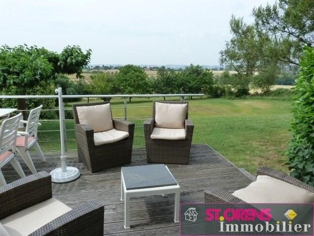 Deluxe sale house / villa Escalquens 2 pas 735000€ - Picture 2