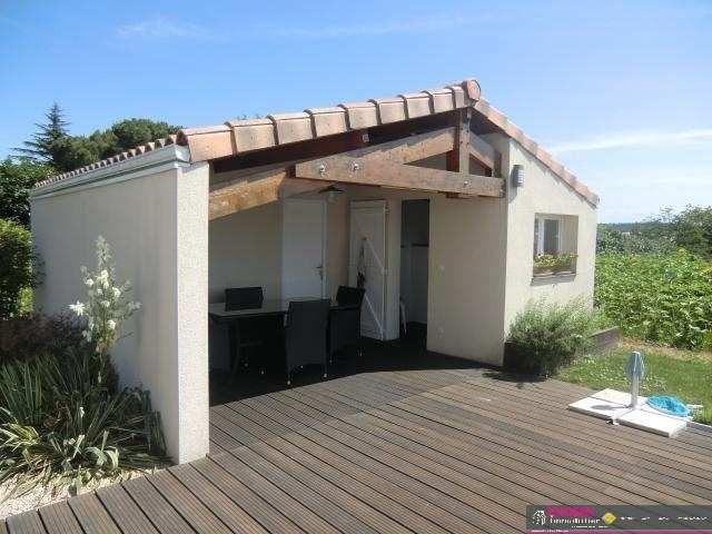 Deluxe sale house / villa Montgiscard secteur § 581000€ - Picture 8