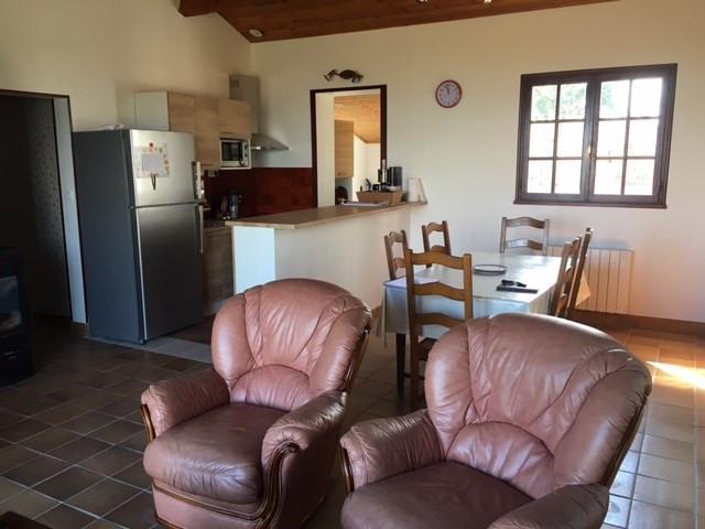 Vacation rental house / villa La plaine sur mer 613€ - Picture 3