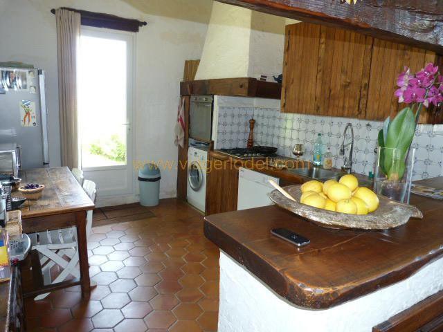 Vendita nell' vitalizio di vita casa Gattières 515000€ - Fotografia 10