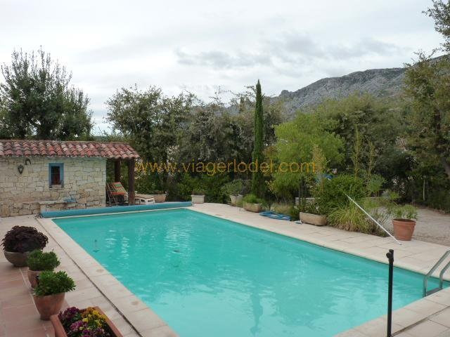 Life annuity house / villa Puyloubier 490 000€ - Picture 14