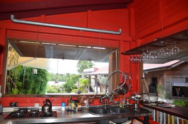 Deluxe sale house / villa Trois ilets 630000€ - Picture 8