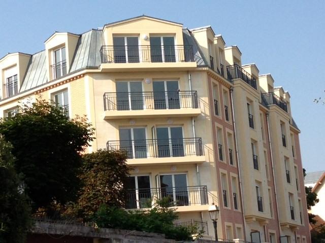 Rental apartment La garenne-colombes 1100€ CC - Picture 1