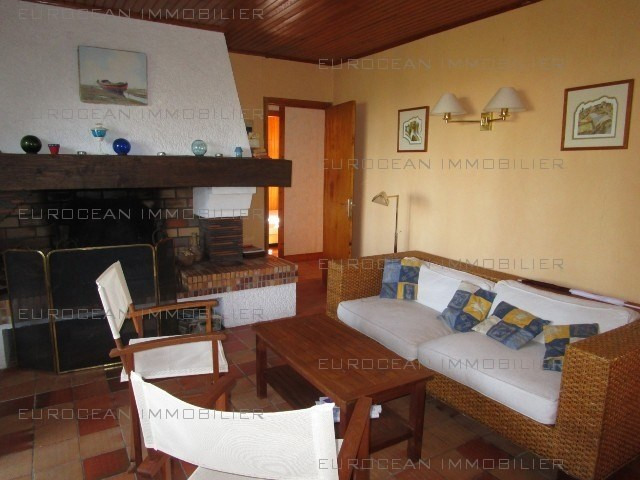 Vermietung von ferienwohnung haus Lacanau 950€ - Fotografie 6