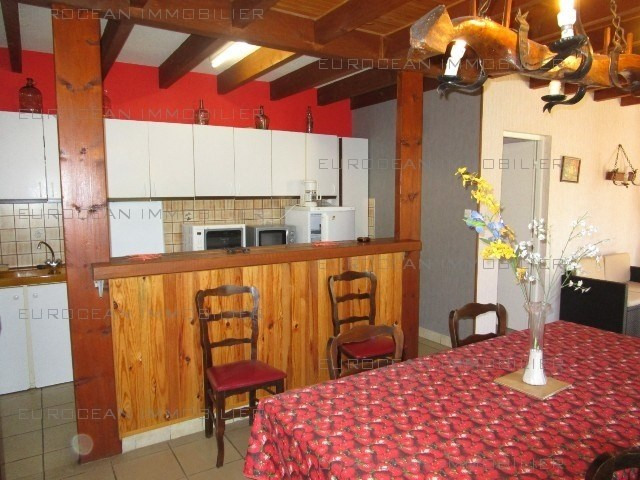 Location vacances maison / villa Lacanau-ocean 655€ - Photo 5