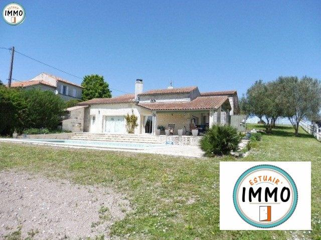 Vente maison / villa Saint-dizant-du-gua 527500€ - Photo 1