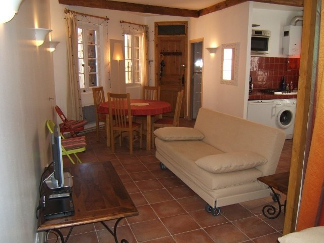 Location vacances appartement Collioure 332€ - Photo 1